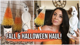 Fall & Halloween 2020 Home Decor Haul! | Hobby Lobby | At Home | Vintage Inspired
