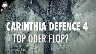 TOP ODER FLOP? Carinthia Defence 4: Meine Meinung warum dieser Schlafsack so erfolgreich ist!