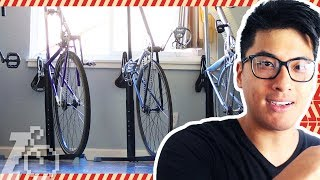 Most Versatile Bike Rack? | Bike Nook Review + Assembly