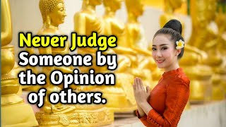 Buddha Quotes on Life | Motivational Quotes | Never Judge Someone by | Inspirational Quotes