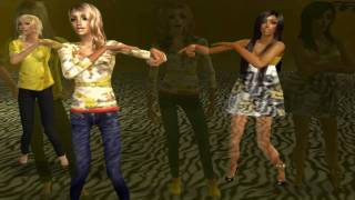 The Cheetah Girls- Do No Wrong (SIMS 2)