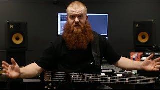 Josh Ham's Bass!