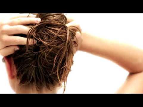 Das Öl für das Haar eine Ernährung des Haares die Rezepte der Großmutter agafi