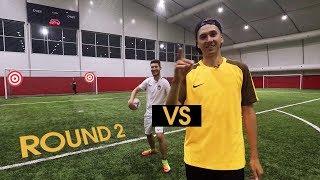 ПОДАЧА, ТРЮК и ГОЛ/// German El Classico VS iFreestyle Round 2