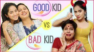 GOOD Kids vs BAD Kids … | #Teenagers #Mom #Fun #Sketch #RolePlay #Anaysa #ShrutiArjunAnand