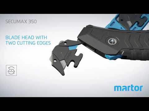 Martor SECUMAX 350 Safety Knife Product Information