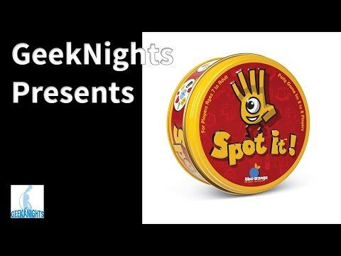 Spot It: Review - GN Presents