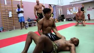 LE MMA EN FRANCE épisode 1 - REPORTAGE AZUR TV
