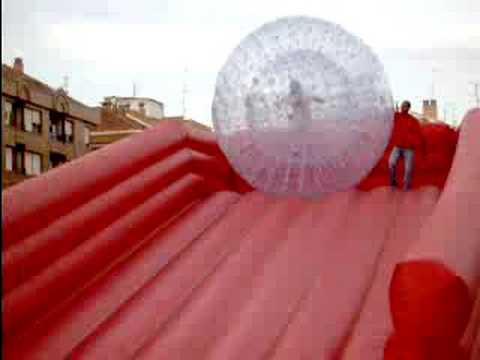Rollerball  & Bola gigante