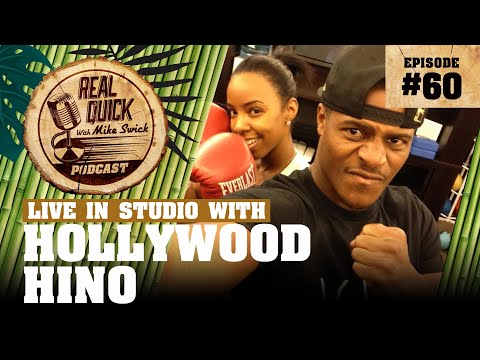 "#60 – ""Hollywood"" Hino Ehikhamenor (Celebrity Trainer) 