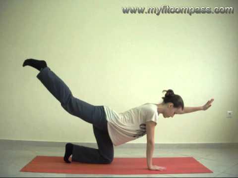 Γυμναστική για τις εγκύους στο σπίτι - MyFitCompass(gr)