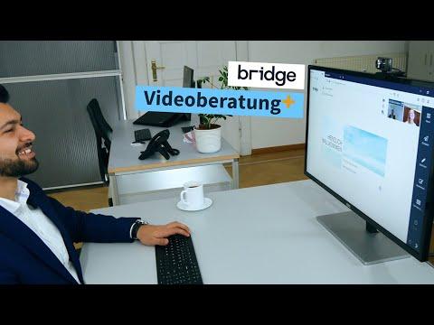 Im Produktvideo stellen wir Ihnen die Vorteile und Funktionen unserer Software Bridge vor.