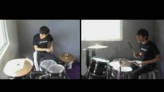 You Probably Couldn't See For The Lights But... (Arctic Monkeys Drum Cover)