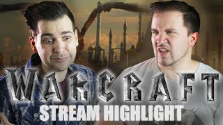Yogscast Watch 'We're In The Warcraft Movie!' - Stream Highlight