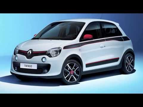 Renault Twingo goes rear-engine and rear-wheel drive - picture special