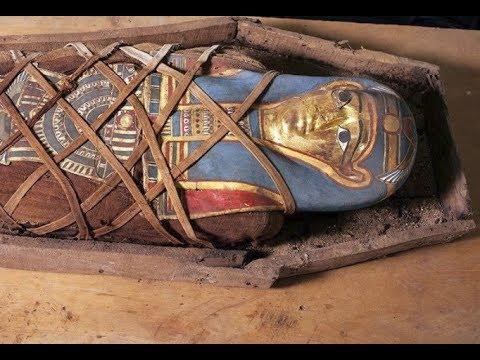 Новая удачная находка археологов. Обнаружена странная кукла из саркофага фараона озадачила учёных. mp3 yukle - mp3.DINAMIK.az
