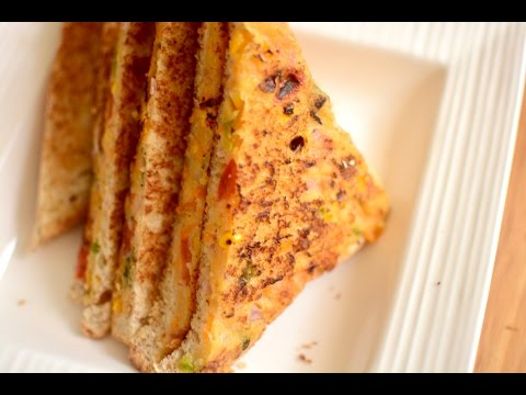 Suji Toast Recipe | रवा टोस्ट | Instant Breakfast Recipe