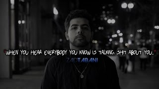 "Zaid Tabani - ""When You Hear Everybody You Know is..."" (Official Music Video)"