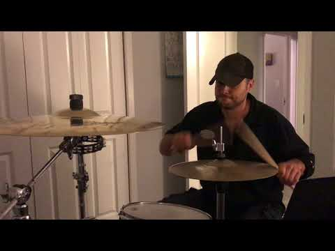 Stripped down drum performance of Edge of Seventeen by Stevie Nicks