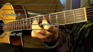 Oh My Friend Guitar Tutorial and Sheet Music - YouTube