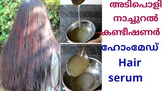 DIY Homemade Conditioner For Long Shiny Healthy Hair//Malayalam //Tips For The Day