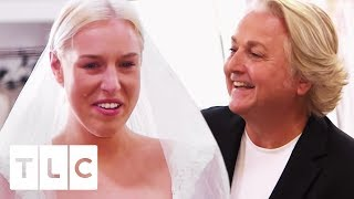 A Dress To Make The Whole Family Proud | Say Yes To The Dress UK - Video Youtube
