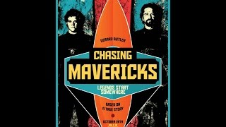 Pelicula Inspiradora  Un Sueño Posible Chasing Mavericks Competa En Español
