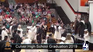 Culver High School Graduation