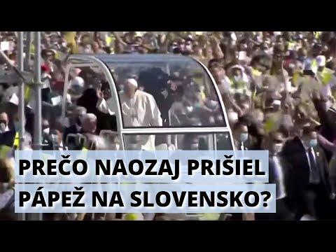 Pápež František v Prešove – čím oslovil veriacich?