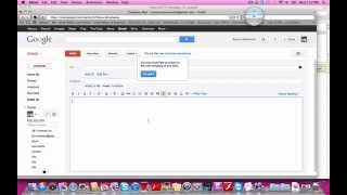 How to attach a document to email