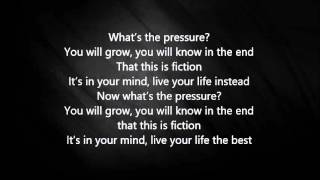 Laura Tesoro - What's the pressure[LYRICS]