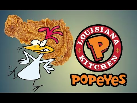 Popeyes Fried Chicken CopyCat Recipe