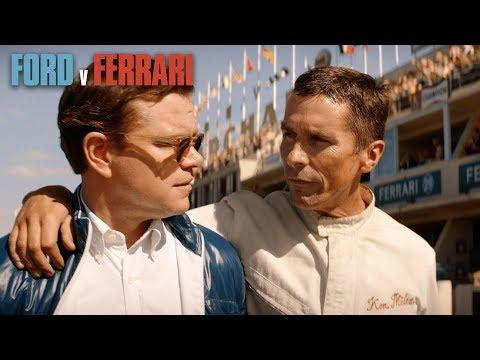 FORD v FERRARI   AMC Exclusive   20th Century FOX