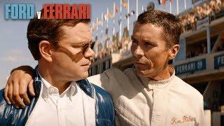 Ford v Ferrari (2019) Video