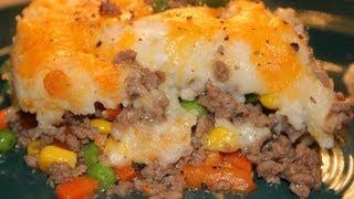 Shepherds Pie - How to Make Shepherd's Pie