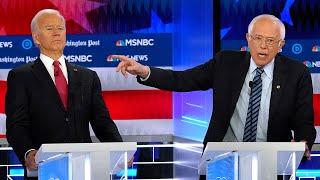 video: Bernie Sanders quits Democratic presidential race, meaning Joe Biden will be the nominee