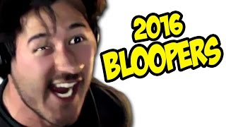 MARKIPLIER BLOOPERS 2016