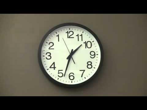 Factoriaderegalos.com Reloj Pared Marcha Atrás
