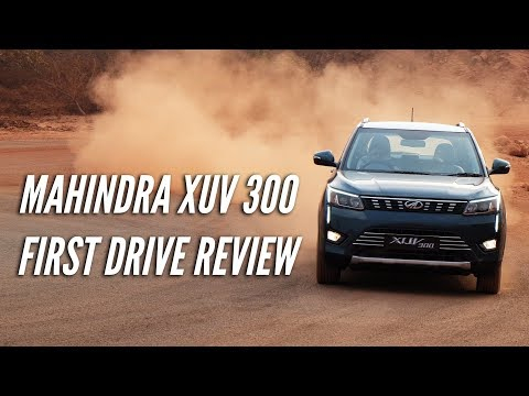Mahindra XUV 300 Diesel First Drive Detailed Review