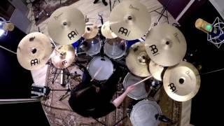 Waltteri Väyrynen: Arch Enemy - The Immortal (drum cover)