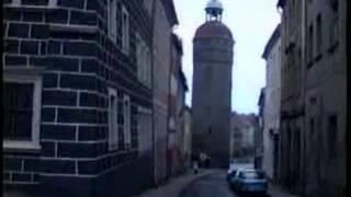 preview picture of video 'Stadt Görlitz um 1990'