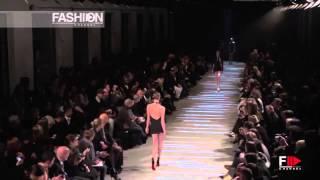 ALEXANDRE VAUTHIER Spring Summer 2013 Paris Haute Couture - Fashion Channel