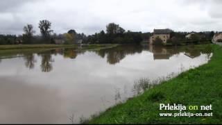 Poplave na Razkrižju