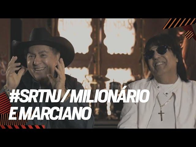 MILIONÁRIO E MARCIANO NOS PALCOS