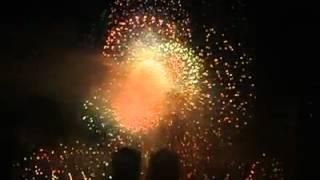 2012 pháo hoa quốc tế Đà Nẵng - Pháp