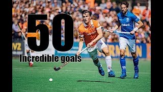 50 Incredible Field Hockey Goals