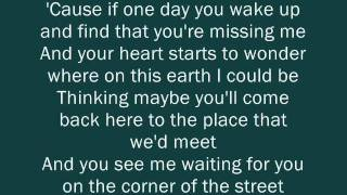The Script - The Man Who Can't Be Moved lyrics
