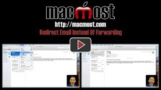 Redirect Email Instead Of Forwarding (#1604)