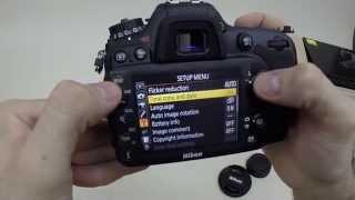 Unboxing Nikon D7200 kit with 18-140mm VR