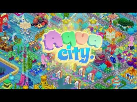 Video of Aqua City: Fish Empires